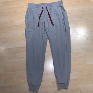 FIGS Joggers- Cement- Size M- NWOT